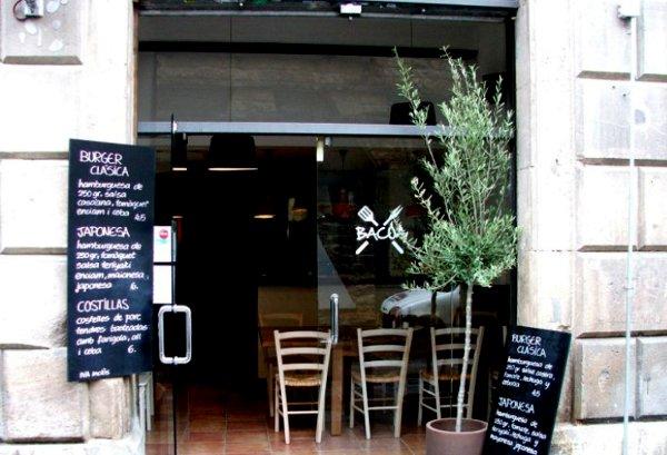 Hamburguesería Bacoa Barcelona